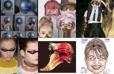 44 Sneaky Facial Disguises
