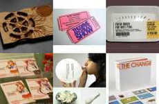 26 Innovative Business Cards To...