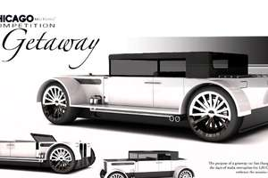 Local Motors Competition Envisions Chicago's Iconic Cars