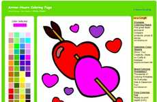 Virtual Coloring Books