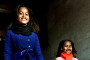 Sasha and Malia Obama Already Boosting J. Crew's Brand Power