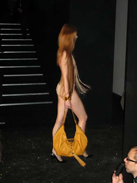 Runway Nudevertising