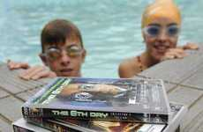Dive-In Movies - Aussies Take the Plunge to Beat the Summer Heat