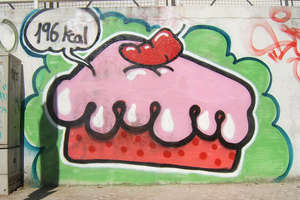 Maria Imaginario's Gooey Lisbon Graffiti