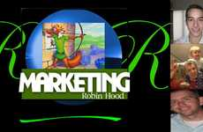 'Robin Hood Marketing' Takes a Social Networking Slant