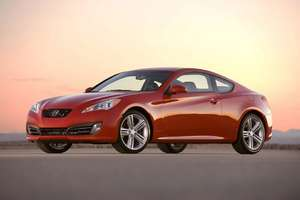 Hyundai Genesis Coupe Demonstrates Precision Driving for Super Bowl Commercial