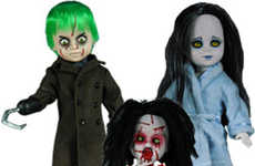 Anti-Barbies - Ghoulish Mezco 'Living Dead Dolls' Continue to Terrify With a New Collection