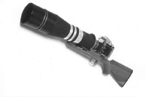 War-Inspired Photo Gadgets