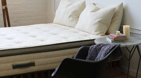 Eco-Friendly Organic Mattresses - 'Avocado Mattress' Offers Environmentally Friendly Products