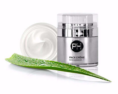 $100 Organic Cosmetics - Paris Honoré's FACE CRÈME Boasts a Pure, Nourishing Formula