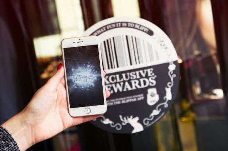 AR Holiday Campaigns - Covent Garden is Leveraging Augmented Reality Technology for the Holidays