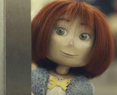 Lovestruck Doll Commercials