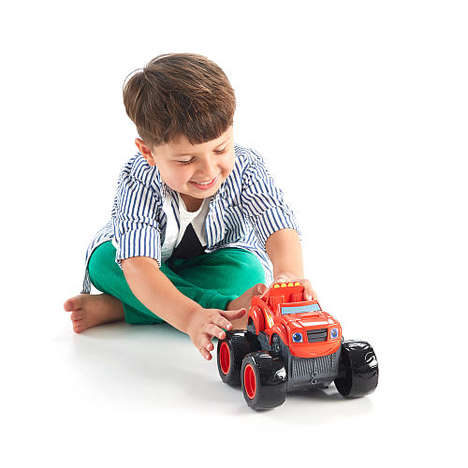 Transforming Fire Truck Toys - Firefighter Blaze Comes Equipped with Sirens, a Water Cannon and More