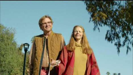 Confident Retiree Commercials - This Chase Commercial Shows an Eccentric Couple Preparing to Retire