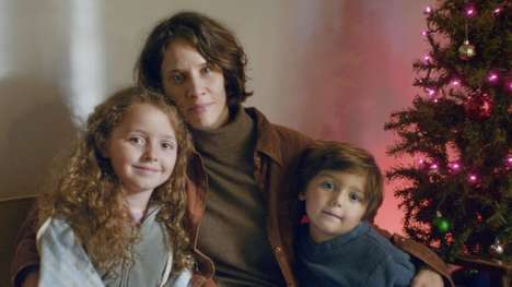 Poverty-Exposing Holiday Ads - This Salvation Army Campaign Highlights the Importance of Giving
