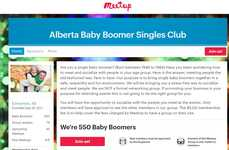 Singles-Only Boomer Clubs