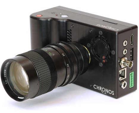 Blazing-Fast Photography Cameras