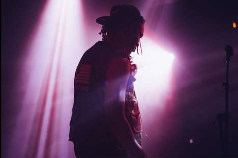 R&B Toronto Pop-Ups - PARTYNEXTDOOR's Exclusive Merchandise Will Be Available for Two Days
