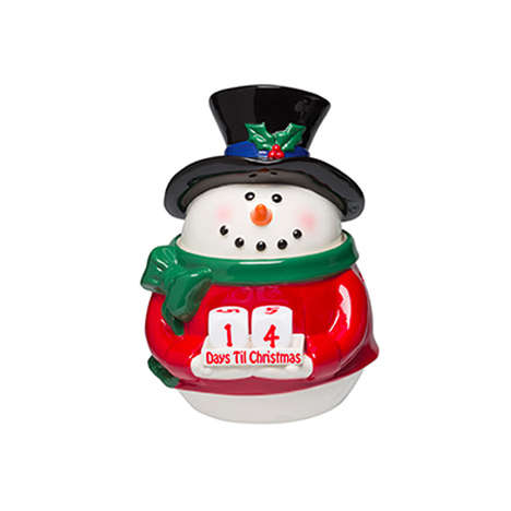 Interactive Holiday Diffusers - This Decorative Scentsy Diffuser Doubles as a Countdown to Christmas