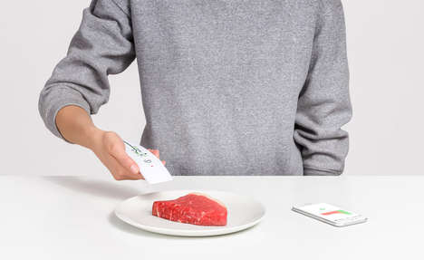 Spoiled Food Detectors - The 'Foodsniffer' Detects Whether Food has Gone Bad