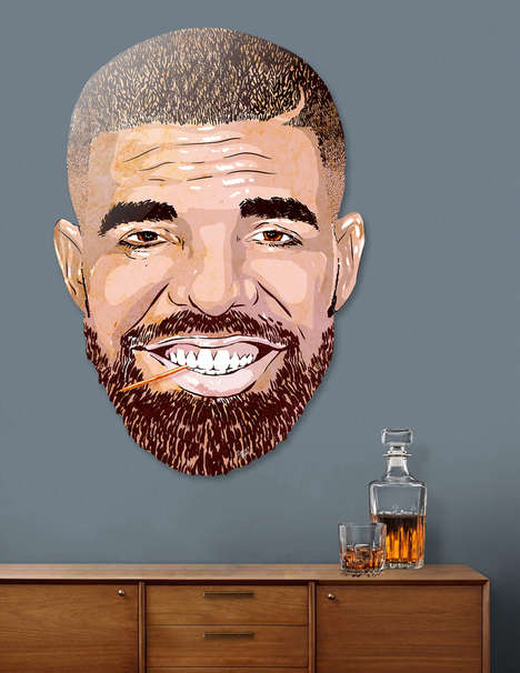 20 Gift Ideas for Drake Fans - From Lyrical Macaroons to High-End Sportswear Collaborations
