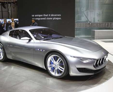 Electric Luxury Sports Cars