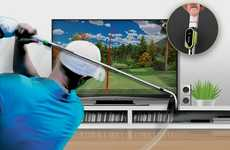 In-Home Golf Simulators
