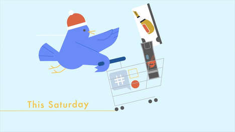 Social Discount Campaigns - Lidl Gave Twitter Users the Chance to Enjoy Shopping at a Discount