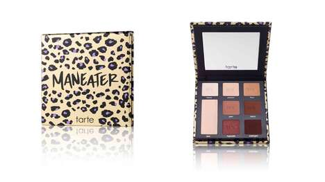Throwback Holiday Palettes - Tarte's New 'Maneater' Eyeshadow Palette is Inspired by a Popular Tune