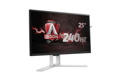 Ultra-Fast Gaming Monitors - The New AOC AGON Monitor is the World's Fastest Gaming Screen