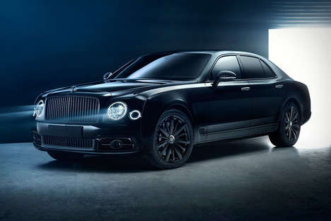 Watchmaker High-End Luxury Cars - The Bentley x Bamford Mulsanne Speed is Unabashedly Luxurious