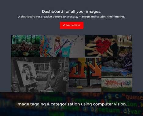 Image Categorization Apps