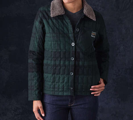 Ultra-Recycled Winter Clothing - Patagonia's 'ReCollection' Line Maximizes Recycled Material