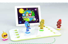 Hands-On Digital Learning Games - The 'Toyji' Smart Toy is an Educational Game for Ages Three and Up