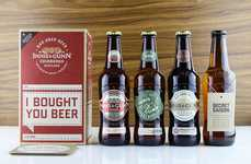 Sudsy Holiday Gift Packs - Innis & Gunn's Holiday Gift Pack Includes Four Different Beers