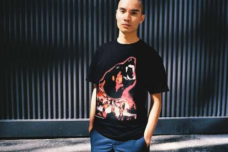 Retro Australian Streetwear - Butter Goods' Summer Lookbook Features Pink Panther and Felix the Cat