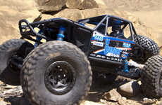 Rugged RC Off-Roaders