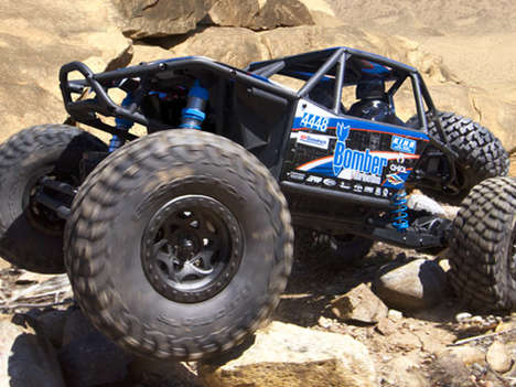 Rugged RC Off-Roaders - The Axial RR10 Bomber is a Scale Replica of a Professional 4x4