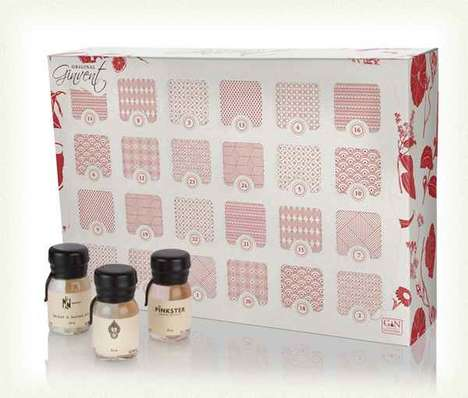 Spirit-Based Advent Calendars - These Alcoholic Advent Calendars Feature Different Brands of Booze