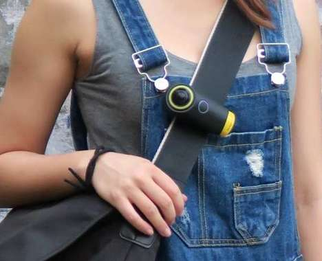 Wearable HD VR Cameras