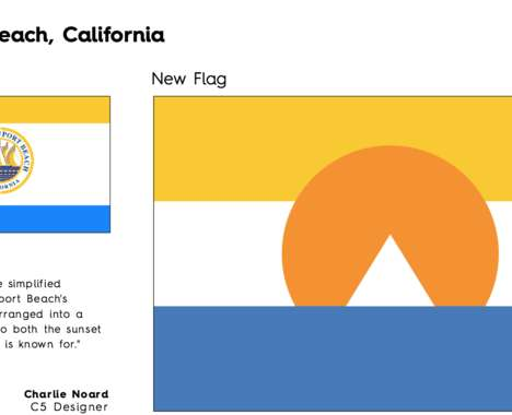 City Flag Redesigns