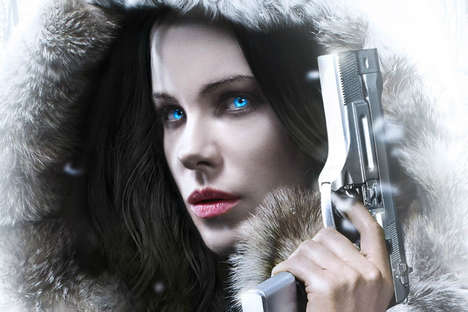 3D Social Media Filters - Snapchat's First-Ever 3D Filter is Sponsored by 'Underworld: Blood Wars'