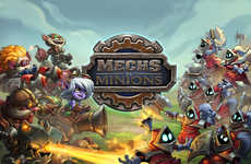 Video Game-Inspired Board Games - 'Mechs vs. Minions' is Based on 'League of Legends'