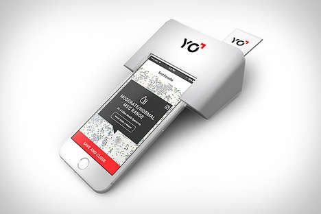 At-Home Fertility Testers - The 'YO' Sperm Tester Features a Built-In Microscope for Quick Tests