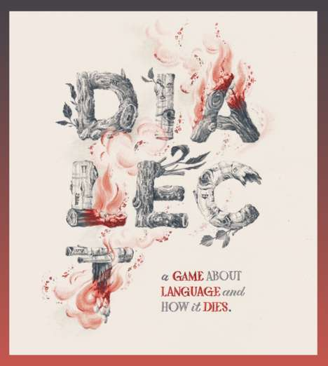 Linguistic Board Games - The 'Dialect' Game Explores How Languages are Built and Lost