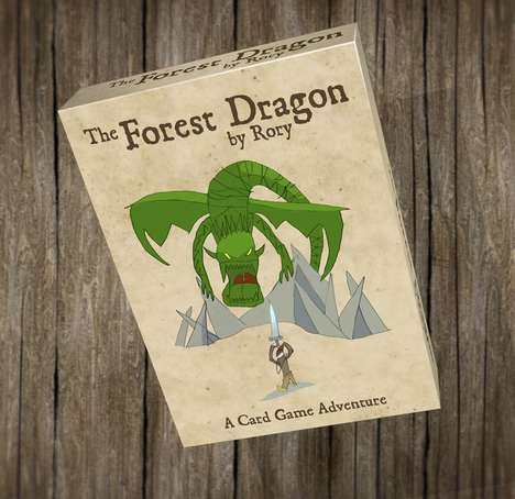 Child-Designed Board Games - 'The Forest Dragon' was Designed by a Nine-Year-Old Boy