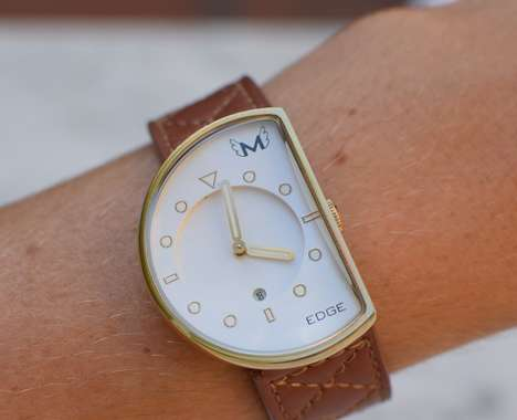 Asymmetrical Watch Accessories