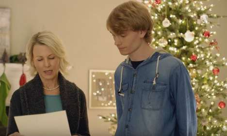 Emotionally Expressive Holiday Ads - This Minute Maid Campaign Stresses Family Over Commodities