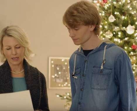 Emotionally Expressive Holiday Ads