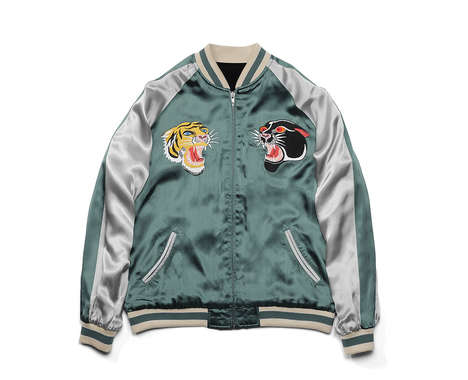 Reversible Souvenir Jackets